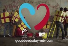 MTV 'Good Deeds Day'